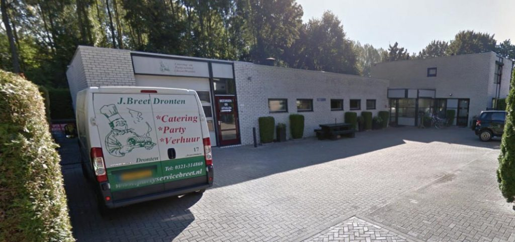 Breet-partyservice-pand