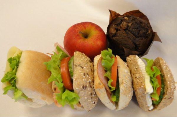Lunch-Hanzelijnspies