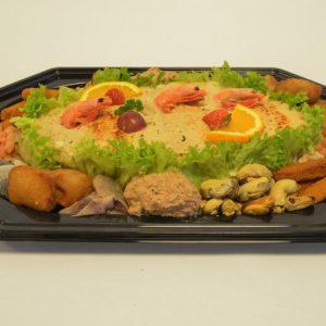 Salades-Vissalade