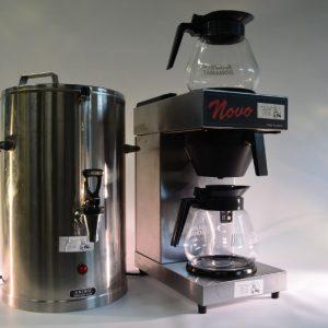 verhuur-Koffiezetapparatuur